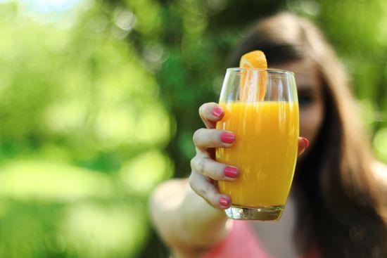果物ジュースはやめたほうが良い